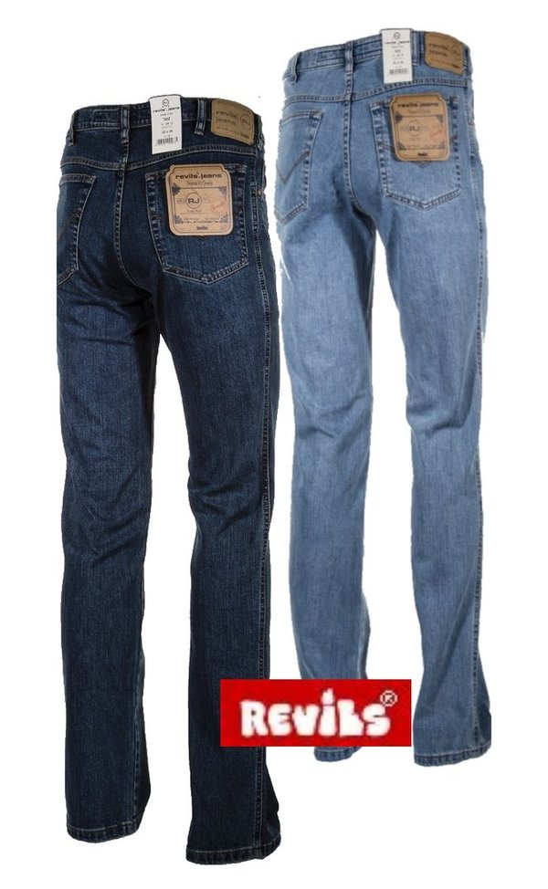 REVILS Jeans 302 in 100% Cotton W42 bis W48