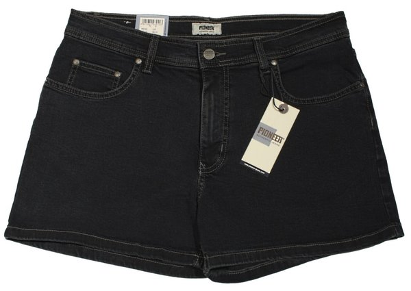 PIONEER TOM 1330 Jeans Shorts Stretch blueblack kurz bis W48 inch